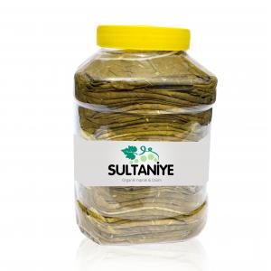 Sultaniye Salamura Yaprak - 10 Kilo